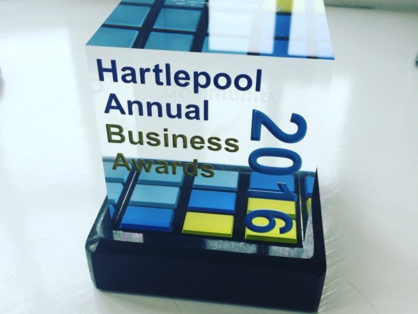 Hartlepool Annual Business Awards 2016